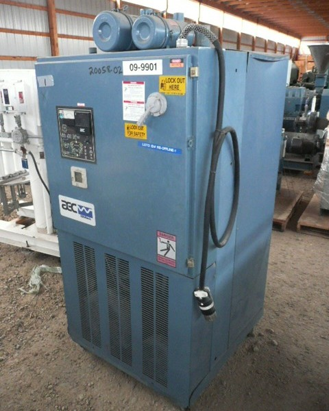 800 Lb. AEC/Whitlock Model WD150 Desiccant Dryer