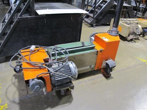 10 HP 2″ X 30″ Wortex Under-the-Press Granulator