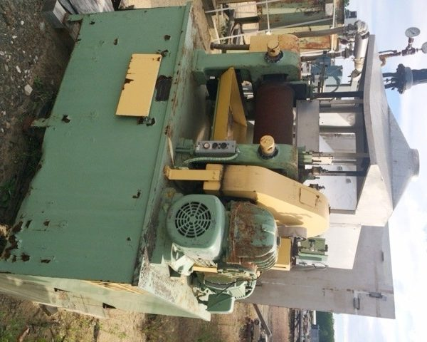 16″ x 8″ Reliable 2-Roll Mill