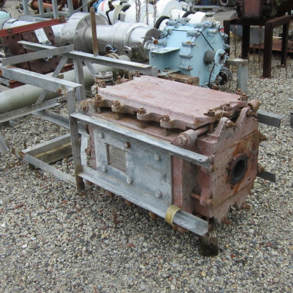 Kearney Karbate Block Heat Exchanger