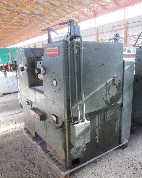 16″ x 8″ Farrel 2-Roll Mill Chrome Rolls