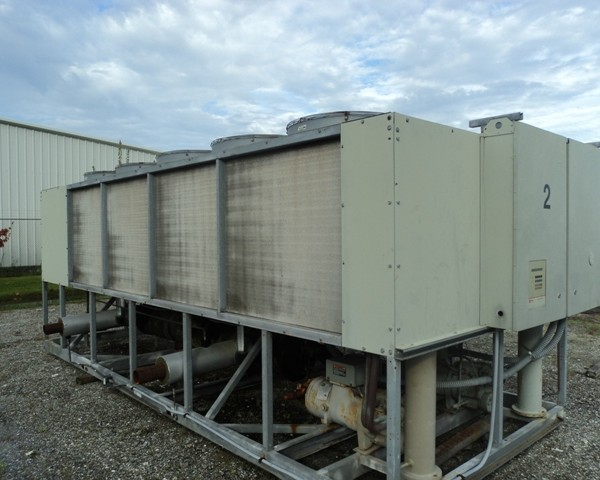 110 Tons Trane Air-cooled Chiller