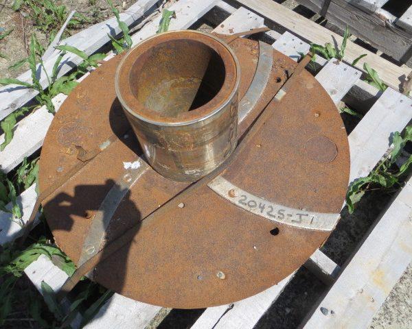 Black Clawson Pulper Rotor Mounting Hub