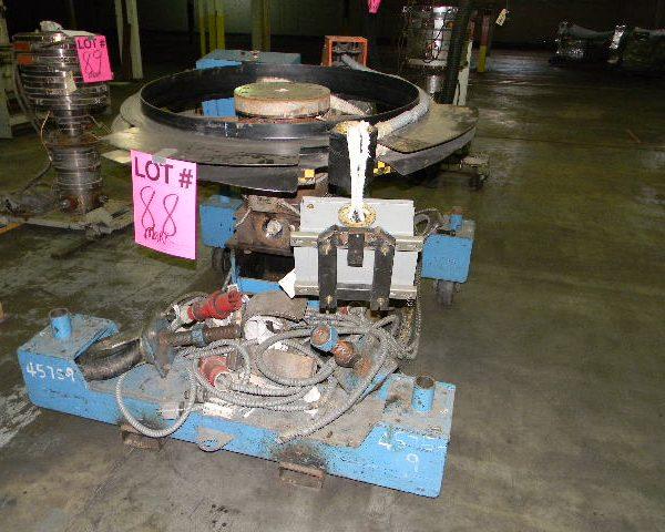 Saturn Rotating Die Cart 2″ Bore