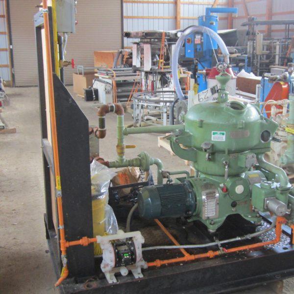 Westfalia Separator AG Model OTA-14-00-066 Solid Disc Centrifuge