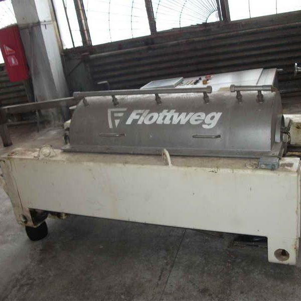 Flottweg Z4D-3/409 Horizontal Sedicanter Centrifuge
