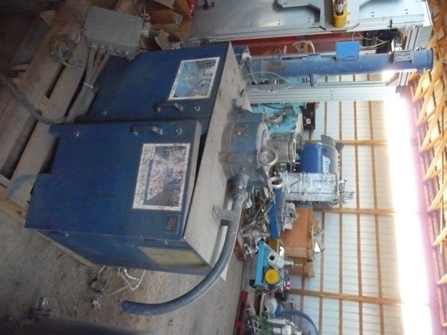 MikroPul ACMS Stainless Steel Pulverizer Mill 10 HP Blower