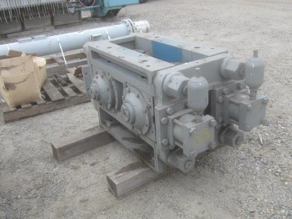 50 HP Komarek Greaves Briquetter Press