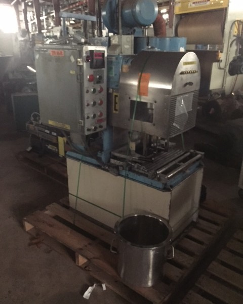4 Gallon 1.5 HP Ross Stainless Steel Double Planetary Mixer