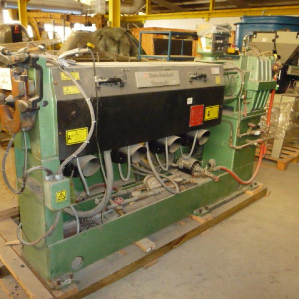 Used EXTRUDERS & EXTRUSION LINES - PLASTIC & RUBBER ...