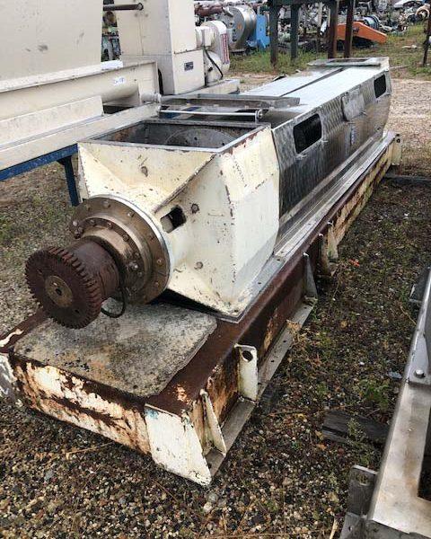 Thune Kvaerner SP32L Screw Press