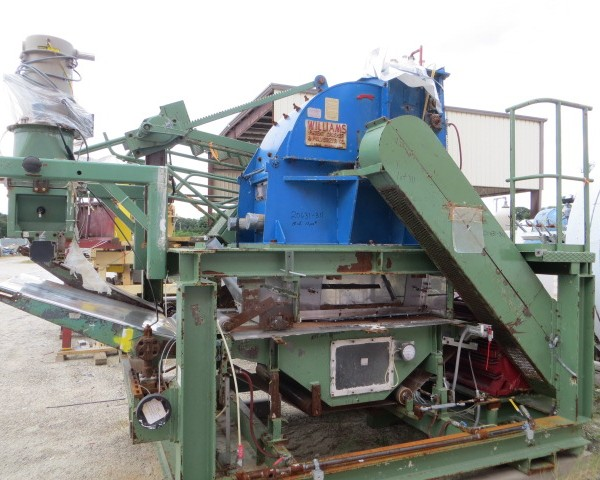 200 HP Williams Hammer Mill
