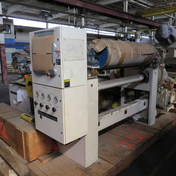 54″ Wide Black Clawson Extrusion Coating Station