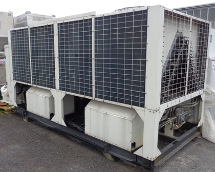 103 Tons Hitachi Air Cooled Chiller