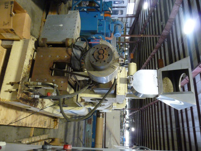 CLEXTRAL (CREUSOT LOIRE) BC45 TWIN SCREW EXTRUDE