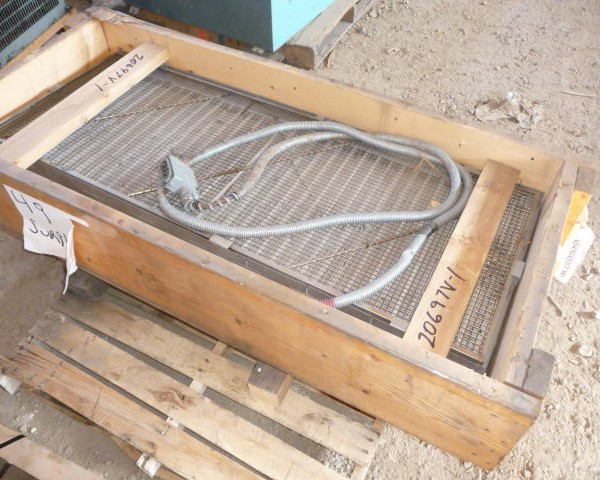 24″ X 48″ SURFACE HEATER