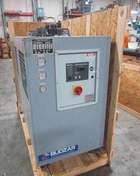 8 Tons 8 HP Budzar Industries Chiller