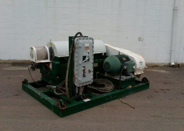 Sharples P3400 Rebuilt Decanter Centrifuge