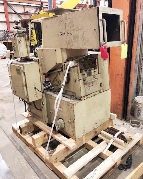 10 HP 10″ X 12″ Cumberland Model 284 Granulator