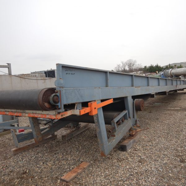 57″ Wide x 45′ Long Pulper Conveyor