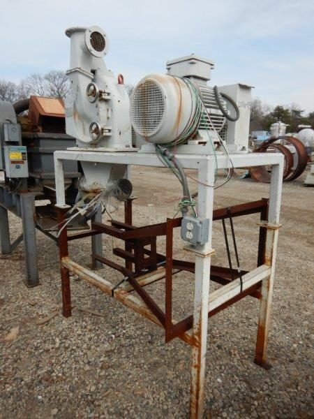 Hosokawa Alpine Fine Impact Mill Model 250UPZ New 2008