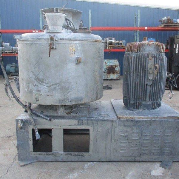 800 Liter Henschel Mixer