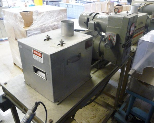 4″ Wide Cumberland Laboratory Pelletizer