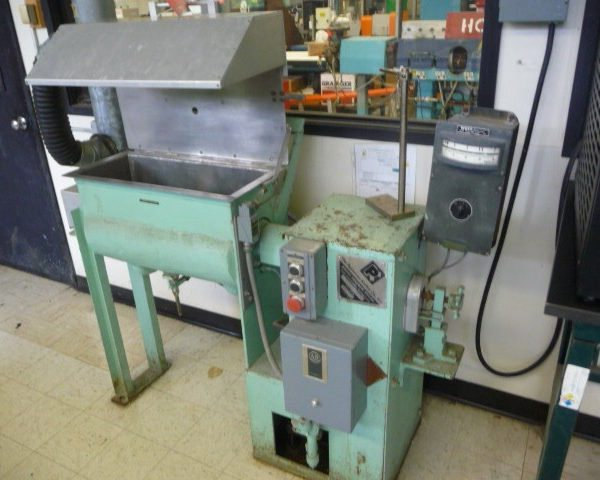 1 Cu.Ft. Patterson Kelly Stainless Steel Double Ribbon Blender