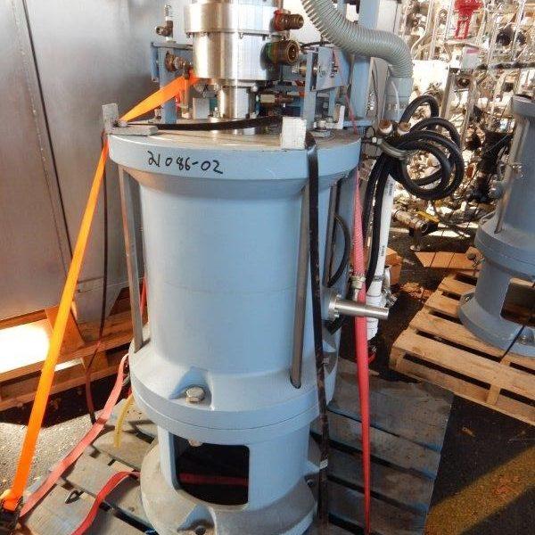 Alfa Wasserman Smartsystem PK Ultracentrifuge Centrifuge