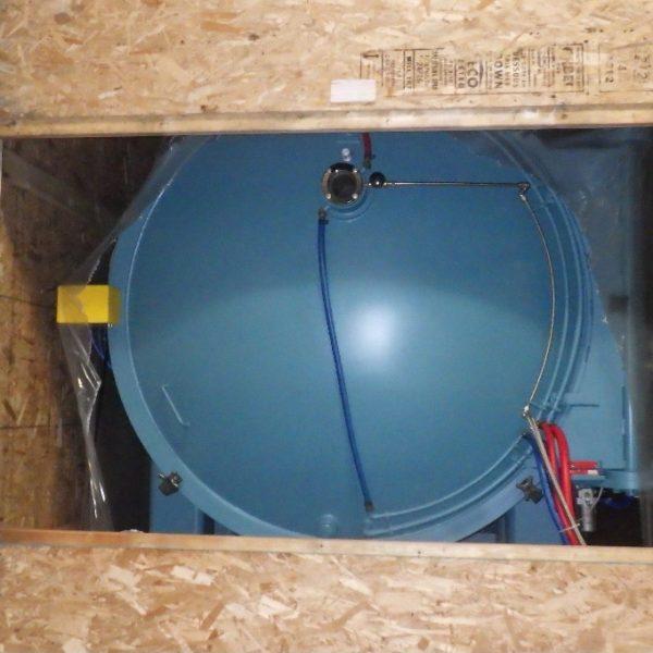 Centorr Series 3400 Vacuum Furnace Mdl.3400-12x12x12-G-G-D6A4-A-16