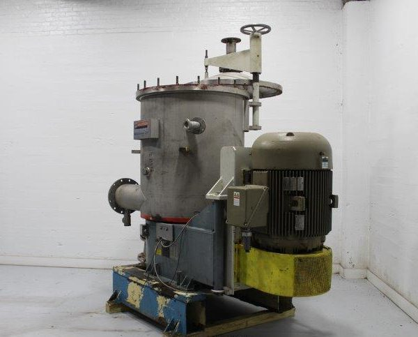Ahlstrom Mdl. C6R Moduscreen Stainless Steel Pressure Screen