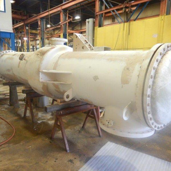 1400 Sq. Foot, Nickel Evaporator System