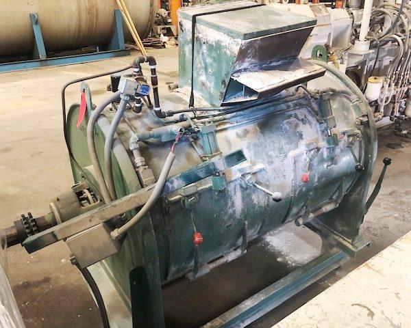 600 Liter Lodige Stainless Steel Plough Type Mixer