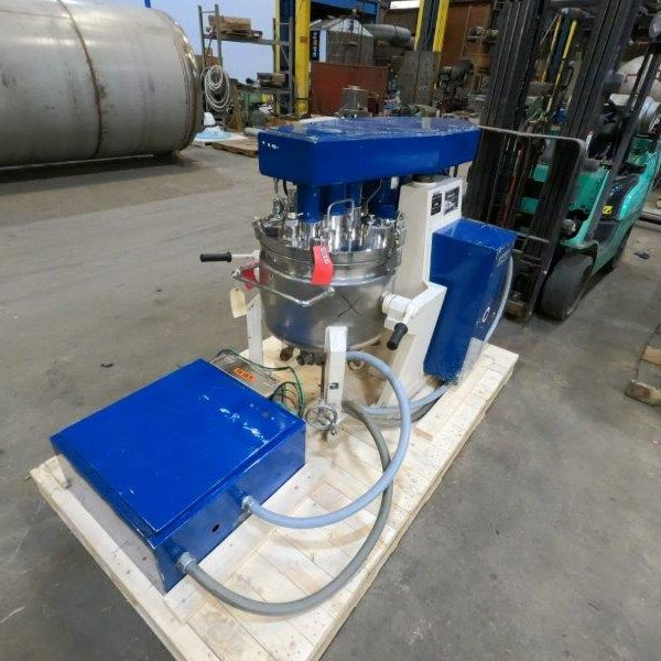 50 Liter 1 HP Brogli Homogenizer