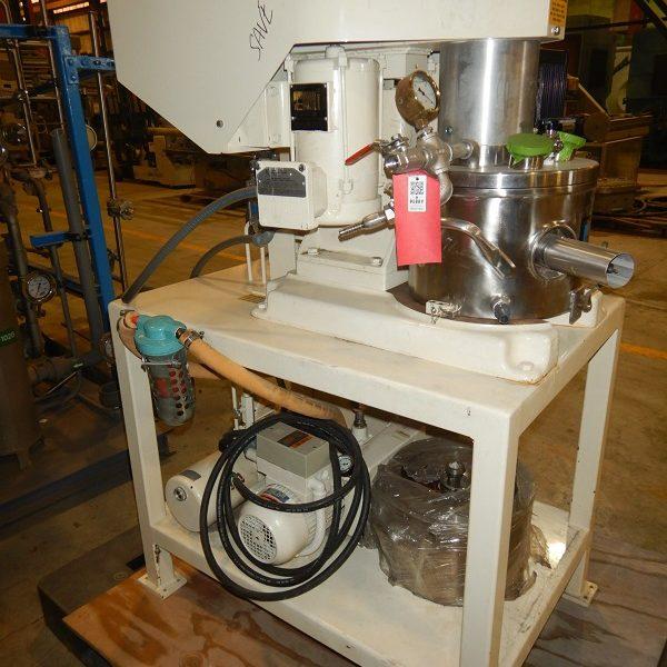 2 Gallon .75 HP Ross Stainless Steel Mixer