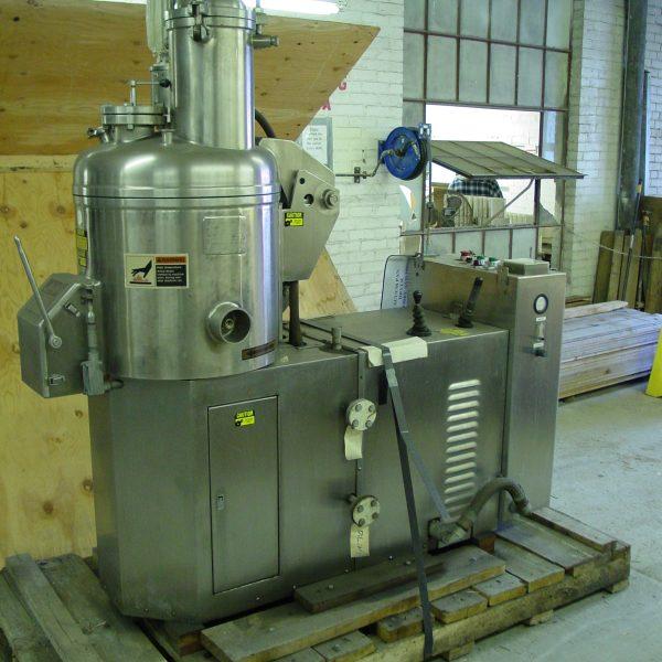 60 Liter Guedu Stainless Steel Pan Dryer