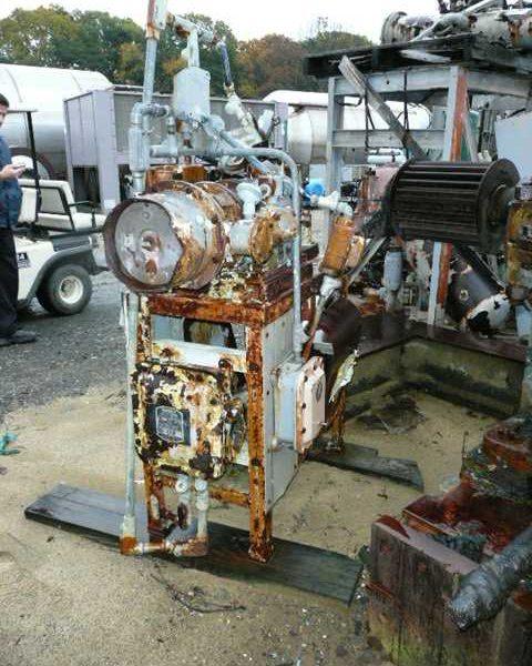2″ x 6″ Thropp 2-Roll Mill