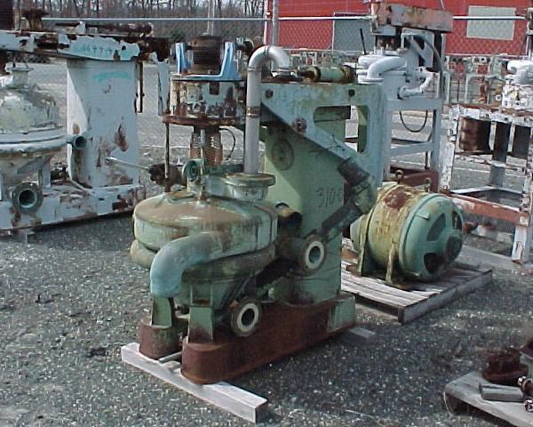 Dorr Oliver B-16 Merco Centrifuge