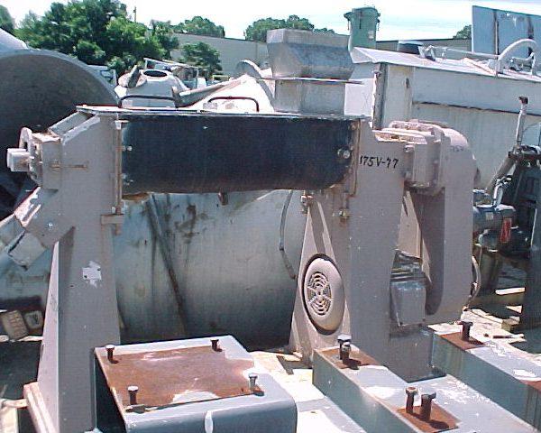 11″ Patterson Model CK 453 Kneadermaster Pug Mill