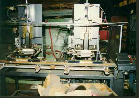 WAGNER (2) HEAR HOT STAMP 3X8 PLATEN