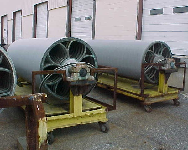 42″ Dia x 122″ Face Cylinder Mould
