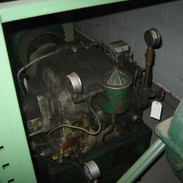 OIL GEAR      30 HP DRIVE   48X24