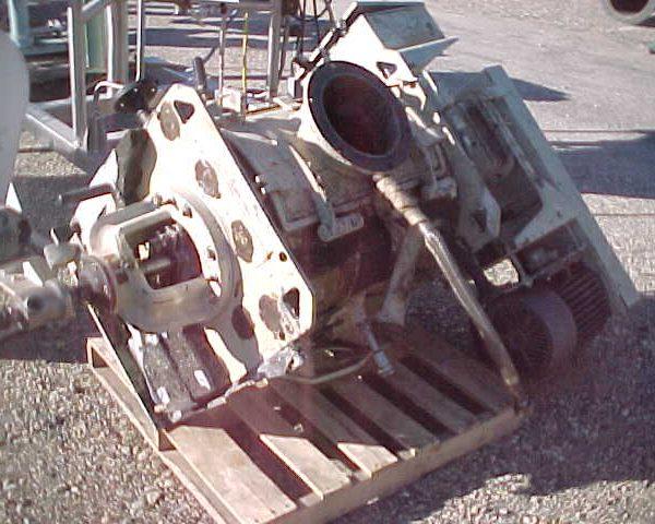 130 Liter Littleford Model FM-130D Stainless Steel Mixer