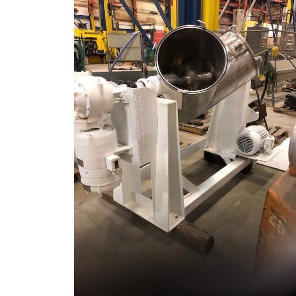 5 Cubic Foot Patterson Kelley Steel Solid Liquid Blender