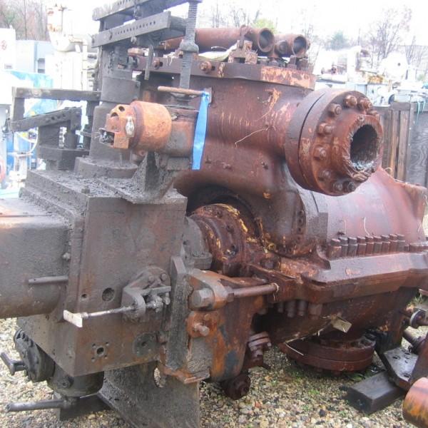 3200 HP Paper Machine Line Shaft Steam Turbine