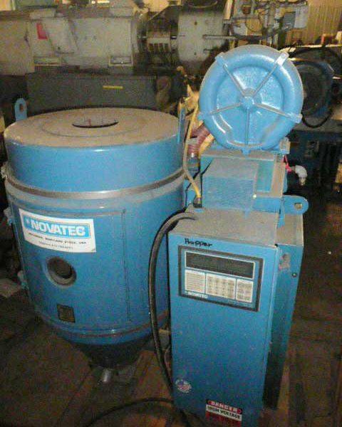 200 Lb. Novatech Model MDM50 Desiccant Dryer