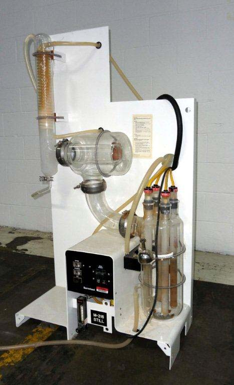 Water Distillation Unit ~ Used liters hour barnstead thermolyne automatic water