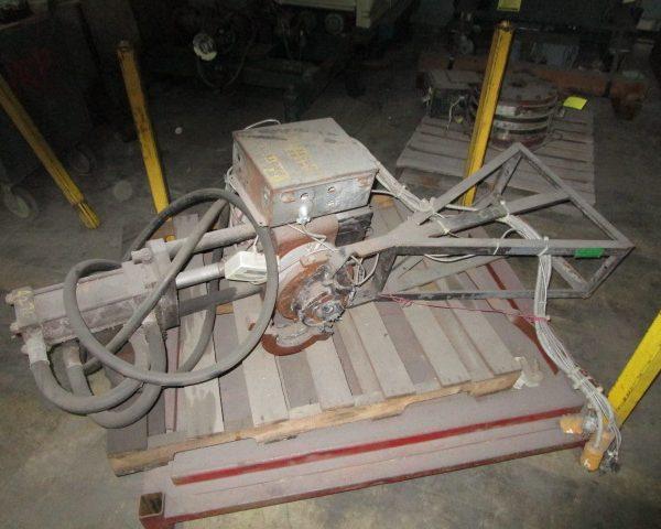 4.5″ Gloucester Hydraulic Screen Changer