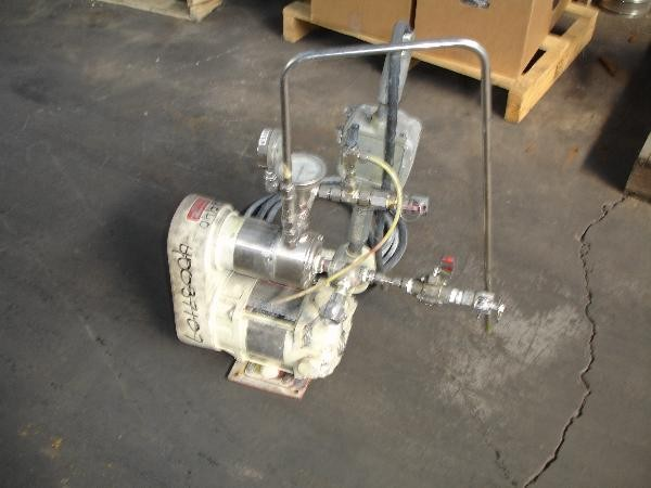 1/2 HP Ross Inline Lab Mixer Emulsifier