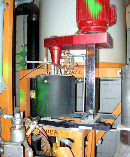 Kinematica Polytron Stainless Steel Lab Size Homogenizer Mixer